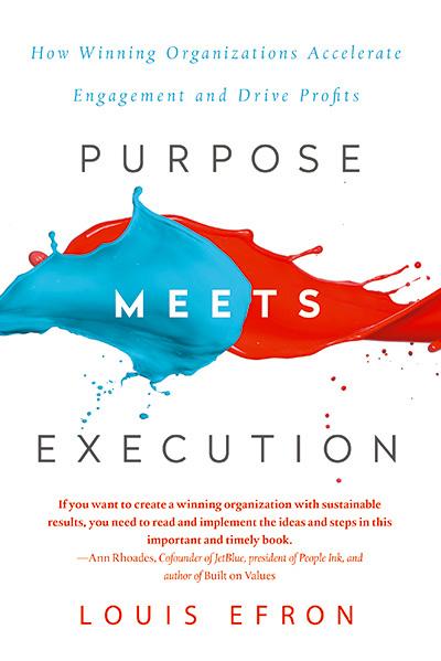 Purpose Meets Execution Flat